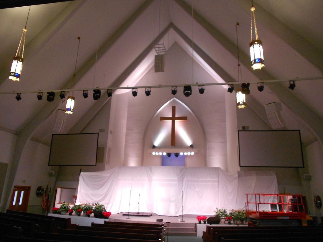 Amazing Lighting For Church Stage #2: 6790952_orig.jpg